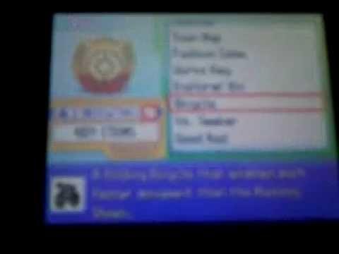 pokemon pearl/diomand how to catch heatran