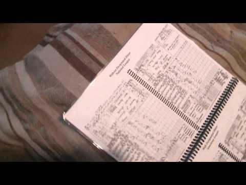 Bob Carpenter Scorebook (TV Verison)