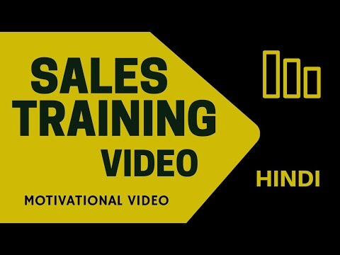 Motivational Punch for Salesman । Sales Training Videos in Hindi