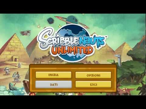 Scribblenauts-Unlimited ep.0 - intro - Piromane + link download PC,Mac