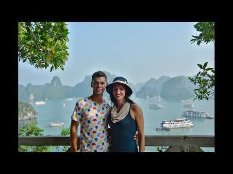 Halong Bay Cruise Day 1