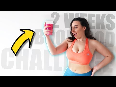 I DRANK THIS FOR 2 WEEKS and it... CHANGED MY LIFE!!