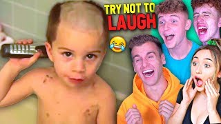 Download Try Not To Laugh Challenge Ft. Infinite Lists, Kiera, Tomo Video
