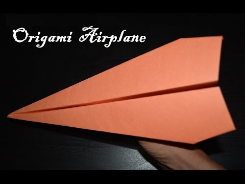 How to make a paper Airplane (with Easy Steps)