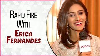 Rapid Fire With Erica Fernandes AKA Sonakshi | Kuch Rang Pyar Ke Aise Bhi | Exclusive