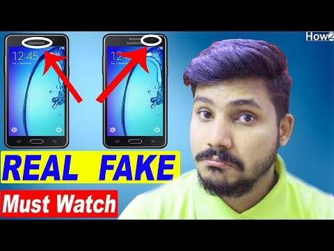 How to check Mobile Phone Original or Duplicate korean | Originality in Samsung 2018