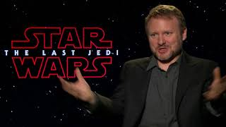 Star Wars: The Last Jedi Interview - Rian Johnson