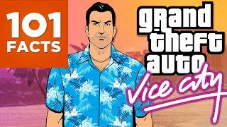 101 Facts About Grand Theft Auto: Vice City