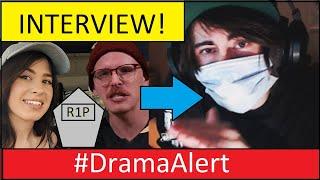LEAFY INTERVIEW about iDubbbz & His Return to YouTube! #DramaAlert