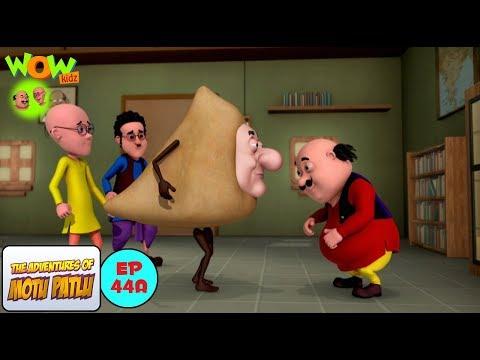 Xxx Mp4 Motu Patlu Cartoons In Hindi Animated Cartoon Motu Ke Samose Wow Kidz 3gp Sex