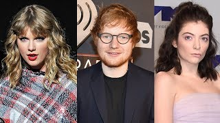 Taylor Swift, Ed Sheeran & Lorde BOYCOTTING Grammys 2018?!