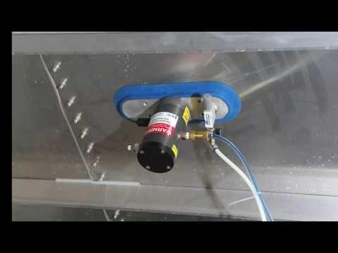 MT-FAST Hopper Trailer Vibrator for Easy Unloading