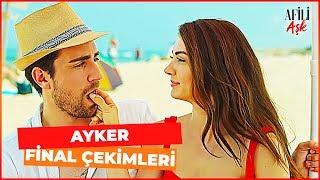 AyKer FİNAL Çekimlerine MUAMMER'de Geldi - Afili Aşk 10. Bölüm
