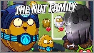Download Wall Knight & The Nut Family Deck - Plants vs Zombies Heroes Gameplay Video