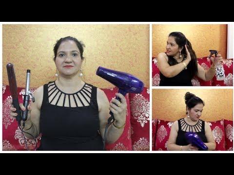 DIY HEAT PROTECTANT HAIR SPRAY | ROYAL STYLE