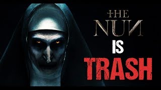 Download The NUN - Everything WRONG with modern HORROR