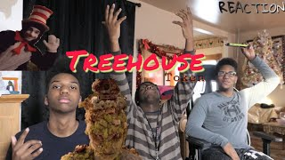 REACTION🔥 Token - Treehouse (Official Music Video)🌳🏠