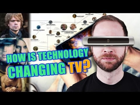 How Is Technology Changing TV Narrative?   Idea Channel   PBS Digital Studios