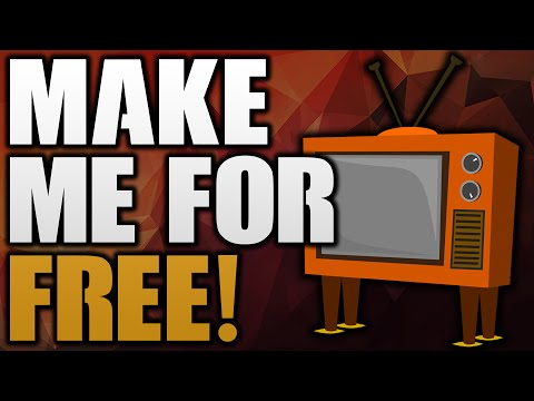 How To Make THUMBNAILS For FREE 2016!