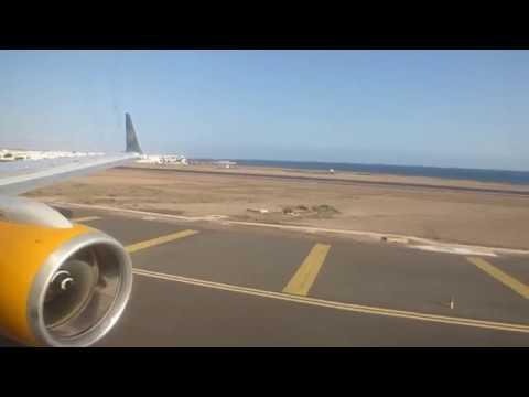 Thomas Cook | Boeing  757-300 | Lanzarote To London Gatwick |