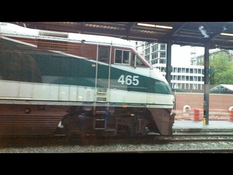 Amtrak Adventure, Part 2:  Cascades from Seattle to Vancouver, Canada