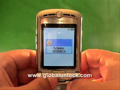 How To Unlock a Vodafone Ireland Motorola K1