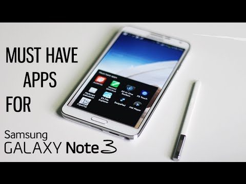 10 Best Must Have Apps for Galaxy Note 3