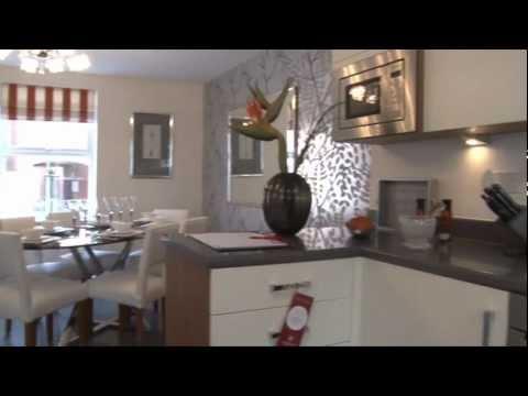 Showhome at Grange Meadows, Long Eaton  - Davidsons Homes