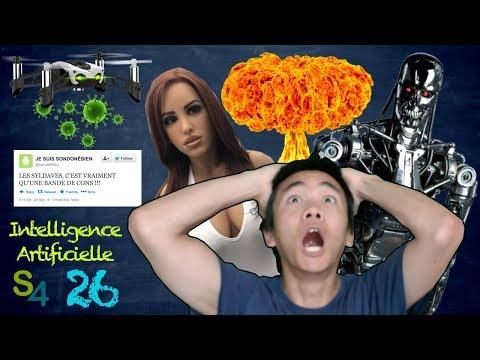 5 scénarios CATASTROPHES causés par une IA | Intelligence Artificielle 26