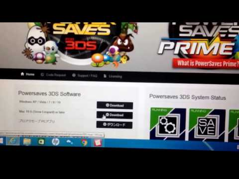 POWERSAVES PRO 3DS TUTORIAL & CLONING GUIDE