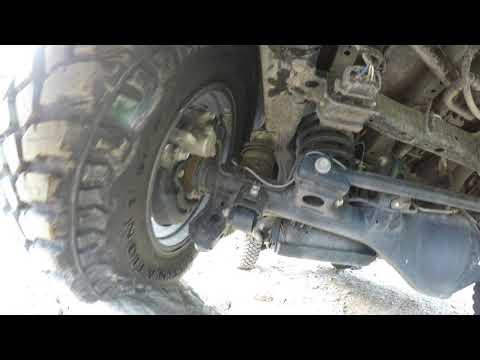 Timbren Industries 4Runner Active Off-Road Bumpstops!
