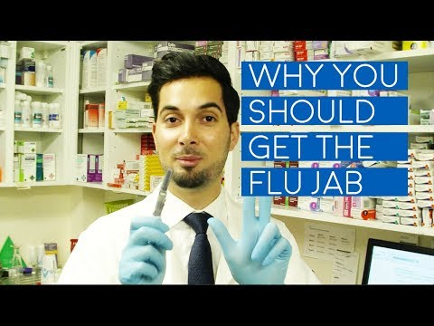 Why You Should Get The Free NHS Flu Jab 2017 & 2018 If Eligible | NHS Flu Vaccine Influenza Vaccine