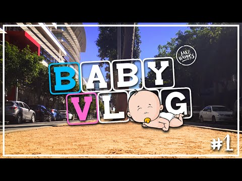 THERE'S A BABY COMING! (Baby Vlog #1)