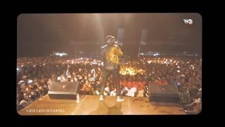 Lava Lava SAULA Live Performance In TABORA