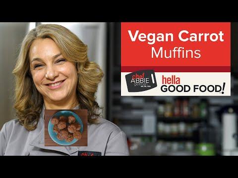 GELLMAN GIRLS - Vegan Carrot Muffins