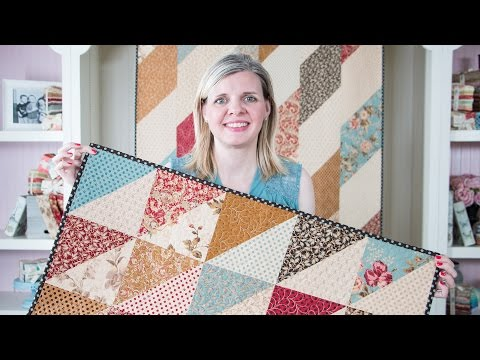 Fat Eighth Frenzy Bonus Quilt Pattern – Shortcut Quilt Series – Fat Quarter Shop