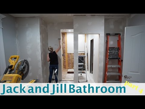 Jack and Jill Bathroom - (part 4)