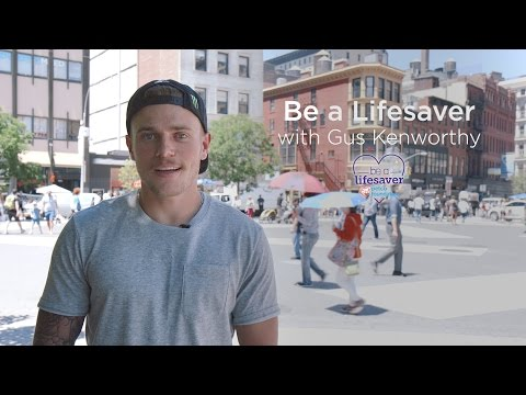 Be a Lifesaver with Gus Kenworthy (Petco)
