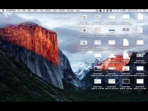 Finding System Information on Mac OS