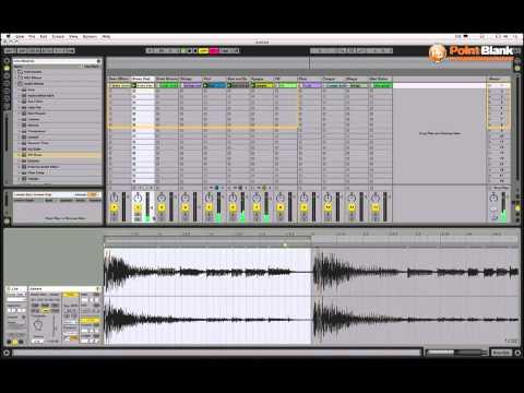 Ableton Tutorial - Moodymann House Beat - Sample Collage
