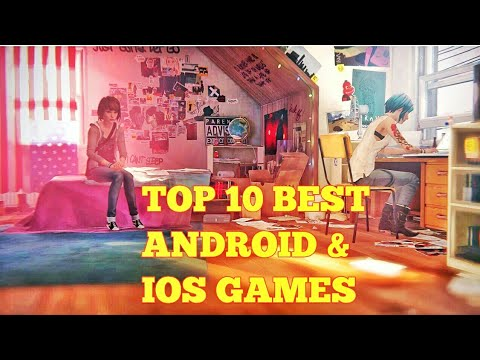 TOP 10 ANDROID BEST GAME COMPILATION HIGH GRAPHICS LOW SIZE MUST PLAY ANDROID AND IOS GAMES