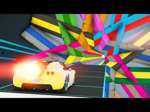 SUPER MEGA TURBO!!!! - CARRERA GTA V ONLINE - GTA 5 ONLINE