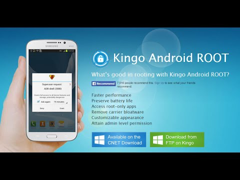 How to ROOT & Unroot Any Android Mobile Phone Samsung HTC Nexus Sony LG