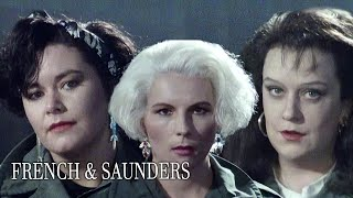 Interview With Lananeeneenoonoo | French & Saunders: Christmas Special '88 | BBC Comedy Greats
