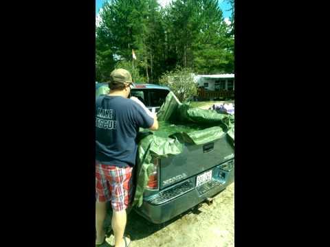 ALS truck box