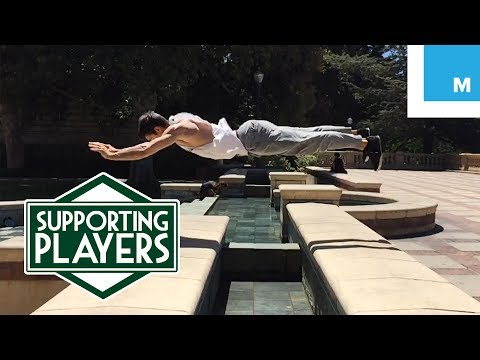 What It Takes to Be a Stuntman - Supporting Players