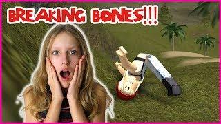 $1 MILLION JUMP! 1700 BONES!!! | Broken Bones IV | ROBLOX