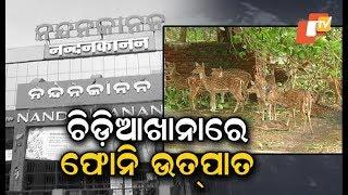Cyclone Fani causes extensive damage to Nandankanan Zoological Park