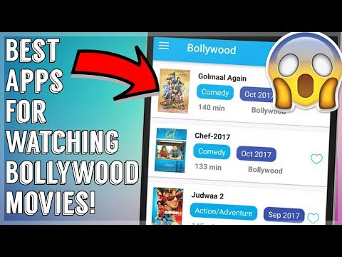 Best Apps For Watching Bollywood Movies!