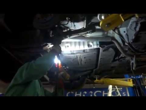 Replace 2006 Honda Civic Muffler Bracket